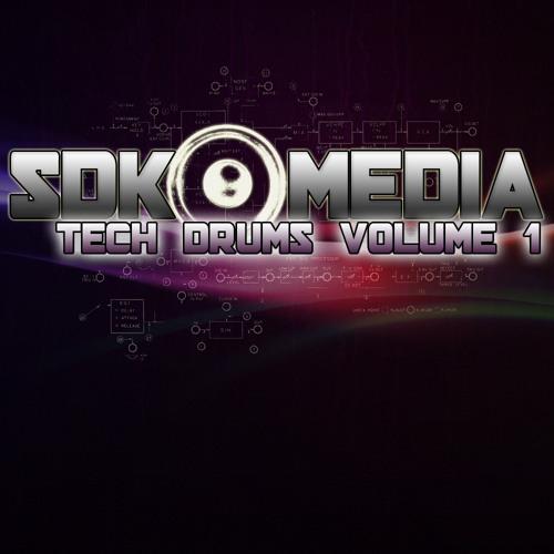 SDK Media Tech Drums 1