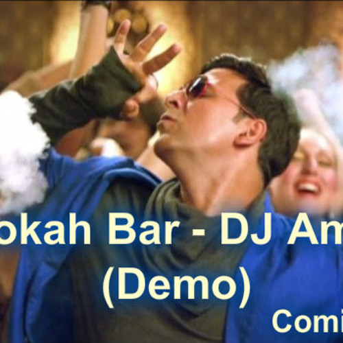 Hookah Bar (Private Party Mix) - DJ Amit J (Demo)