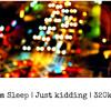 Team Sleep | Just Kidding (extended)