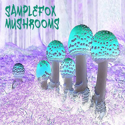 Samplefox - Mushrooms [FREE DL]