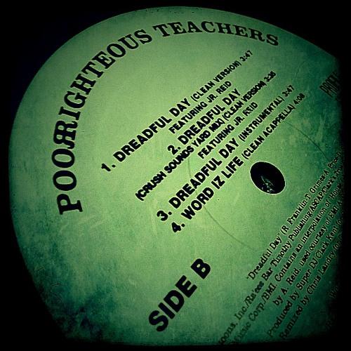 Poor Righteous Teachers / Word iz life (ScabBeatz Remix)