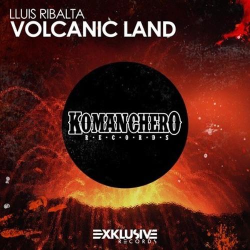 Volcanic Land by Lluis Ribalta