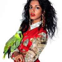 M.I.A. aTENtion Artwork