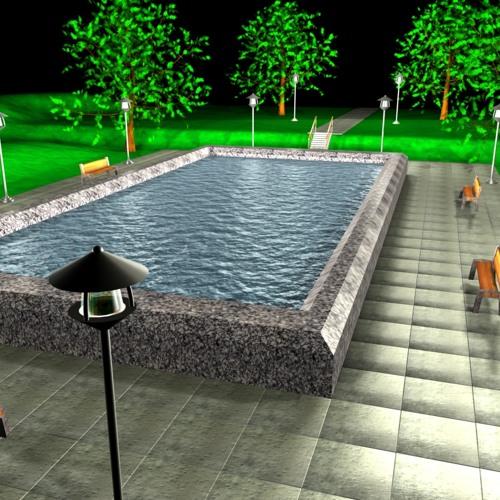 Magic City Dream Fountain ★▓▓▒▒░░