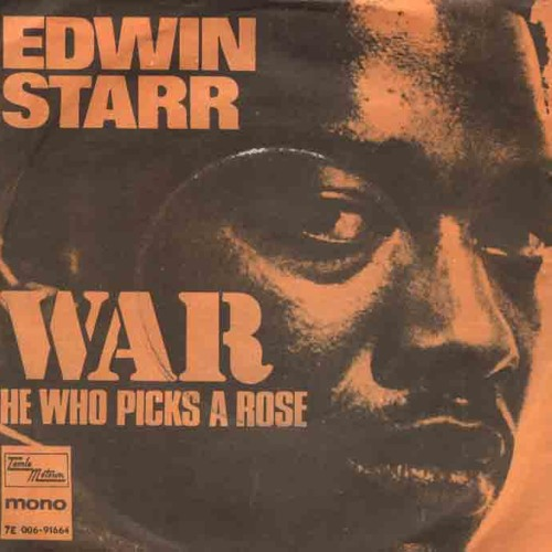 Edwin Starr - War (Tinush Remix) // Free Download