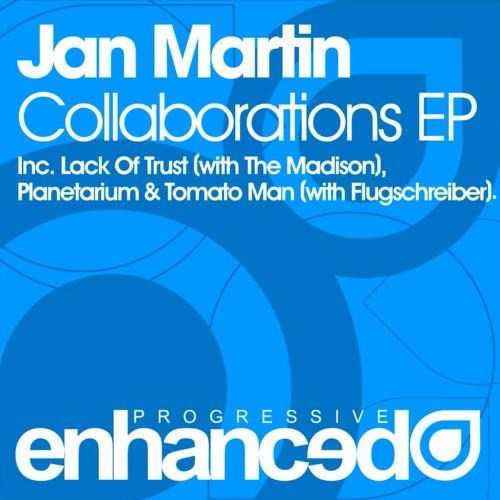 Jan Martin & Flugschreiber - Planetarium, played by Will Holland at Enhanced Sessions 166