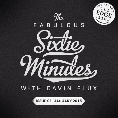 SIXTIE MINUTES · 001 / JAN2013