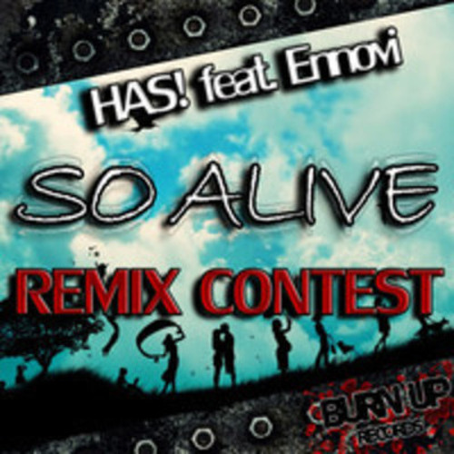 Has! feat. Ennovi - SO ALIVE (Andy Emme Remix)