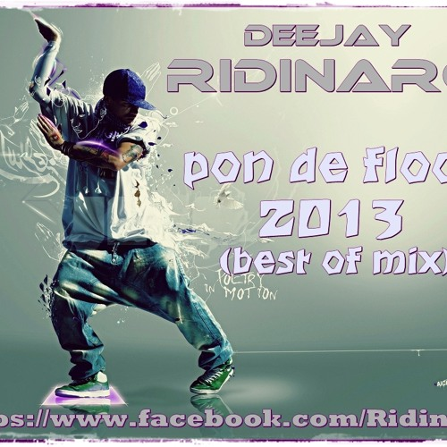 Ridinaro - pon de floor (best of mix)