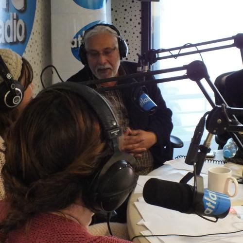 Chafik Shimi à Nwadah lik sur Atlantic Radio