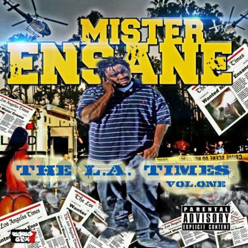 DRINKS ON ME by Mista Ensane feat. Cash & Ronnie D