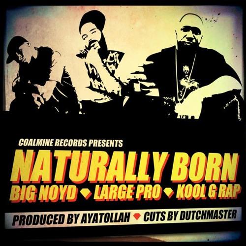 "Big Noyd, Large Professor & Kool G Rap - ""Naturally Born"" (prod. by Ayatollah)"