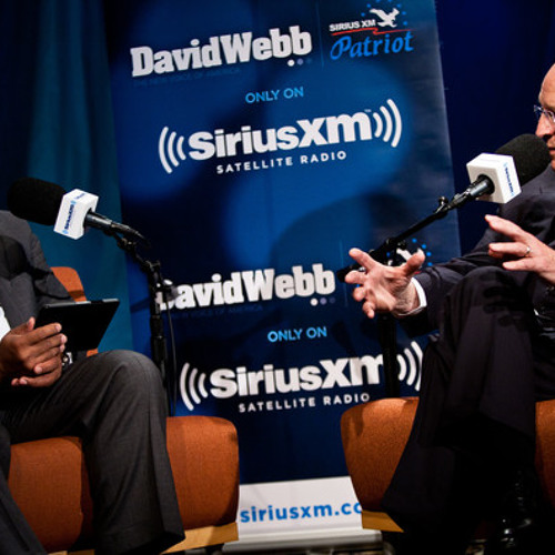 Sirius Ch. 125: Twitter Report Segment on David Webb Show