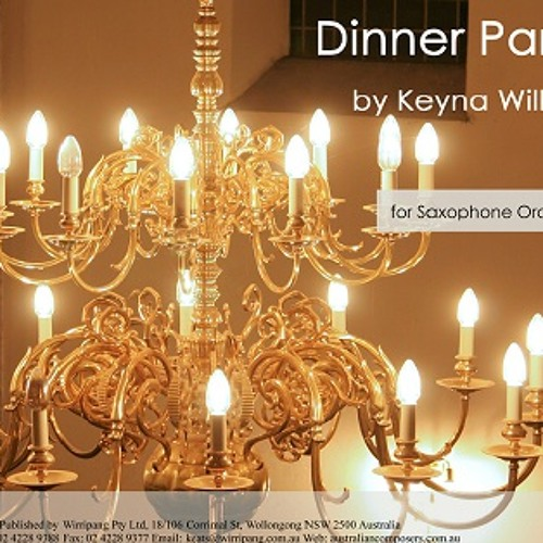 Dinner Party for Sax Orchestra