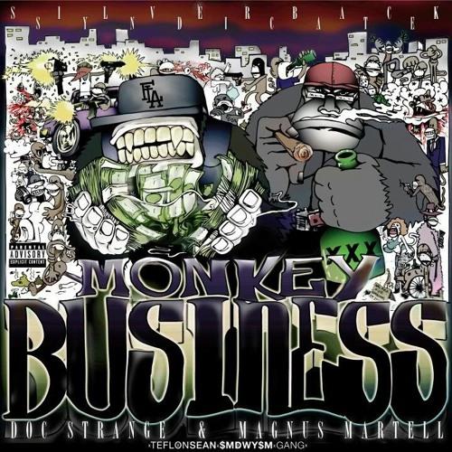 24 Gorilla Game feat. Doc Strange and Magnus Martell