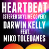Heartbeat (Stereo Skyline acoustic cover) - Darwin Kelly feat. Miko Toledanes