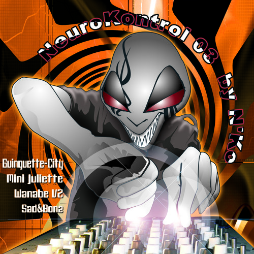 Neurokontrol - Mini Juliette (Max Romeo RAGGATEK Remix 2008) (FREE DOWNLOAD)