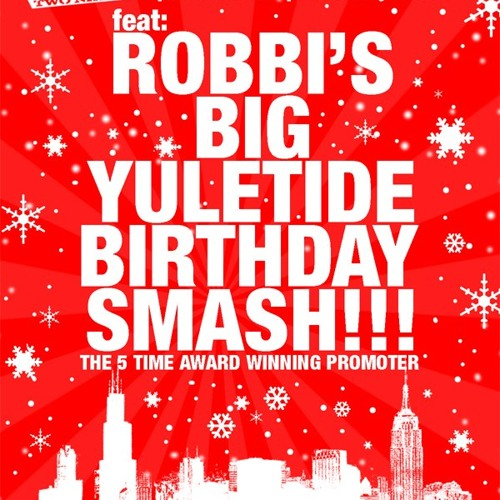 PEREZ MASSIMO LIVE AT ROBBI'S BIG YULTIDE & B'BASH @THE SULLIVAN ROOM, NYC 12-21-12
