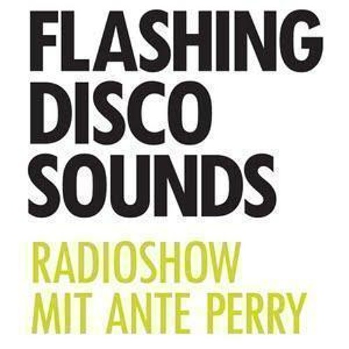 Flashing Disco Sounds Radioshow 45 @ egoFM