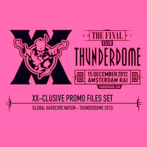 DJ Promo Files set - TD XX