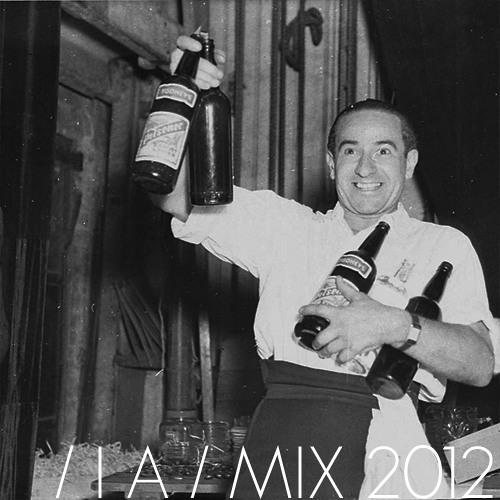 IA MIX 2012 Mixed by Hubie Davison