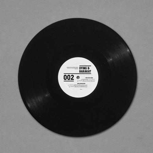 ► mattias fridell remix - convicción (dying & barakat) (clftrec002) •