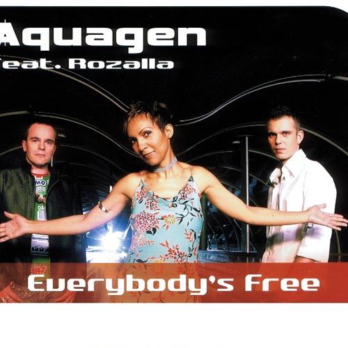 Aquagen feat. Rozalla- Everybody's Free (Ballade Version)