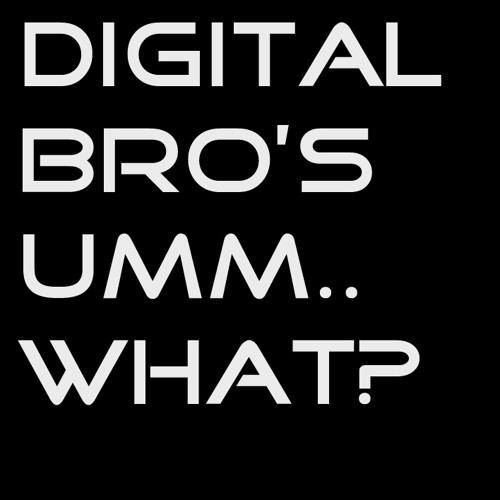Digital Bros - Umm What ? (2k13 Orginal Mix)