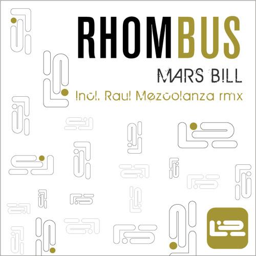 LR024 - Mars Bill - Rhombus