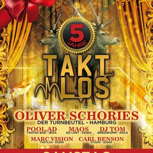 Oliver Schories - DJ-Set @ 5 Jahre Taktlos Studio Essen 22-12-12