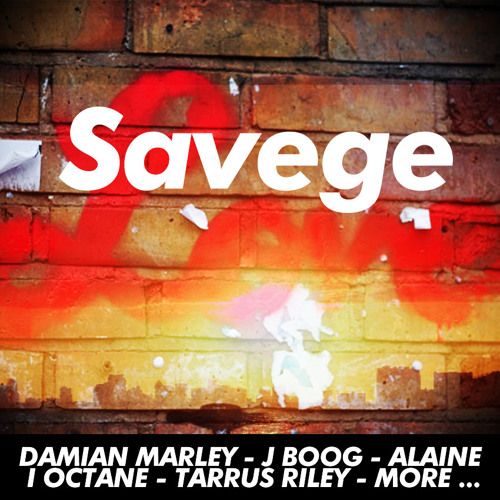 SAVEGE LOVE - One Drop Lovers Reggae 2012 - Mixed by Modah Hype Savege Sound