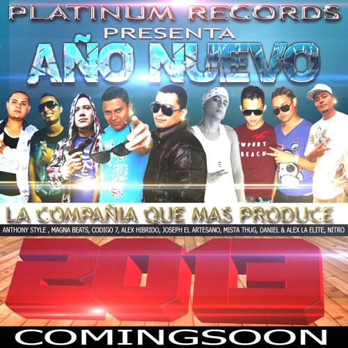 Año Nuevo (Varios Artistas) - Platinum Records -  Tres Diamantes
