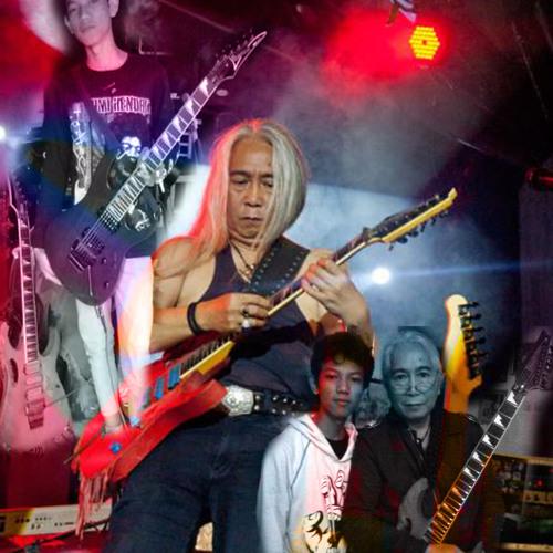 Manado Tua (Gideon LJ Tengker cover), Rock Blues