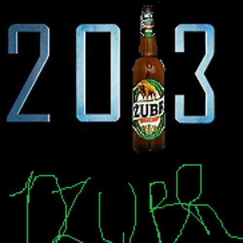 DZUBR's 100 followers 2012 Ending Mix (while you find someone for the ball drop)