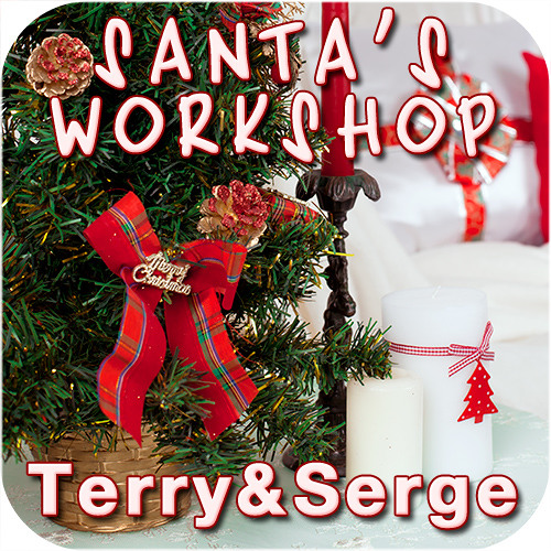 Santa's Workshop - Collaboration with Terry Robinson