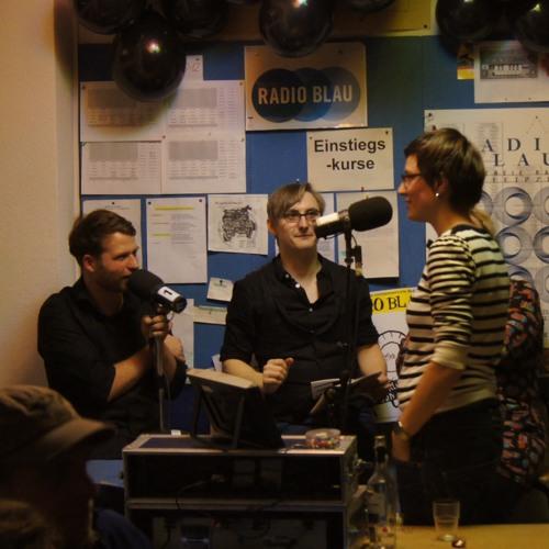 BH 222///RENTEK - DJSET///Radio Blau, Leipzig