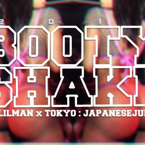 @DJLILMAN973 FT TOKYO - BOOTY SHAKE 2K13