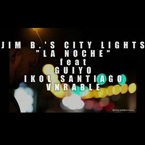 LA NOCHE feat. Guiyo, Ikol Santiago & Vnrable cuts by Dj YeraFlavor