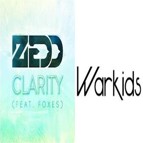 Zedd Feat.Foxes vs.Warkids - Revolver In Clarity (Jefferson Gazzineu The Ultimate MashUp Of 2012)