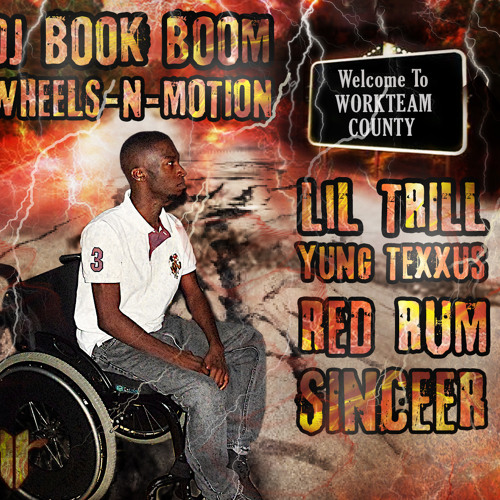 DJBOOKBOOM Hosting Yung Texxus Work Hard prod Tek Neek