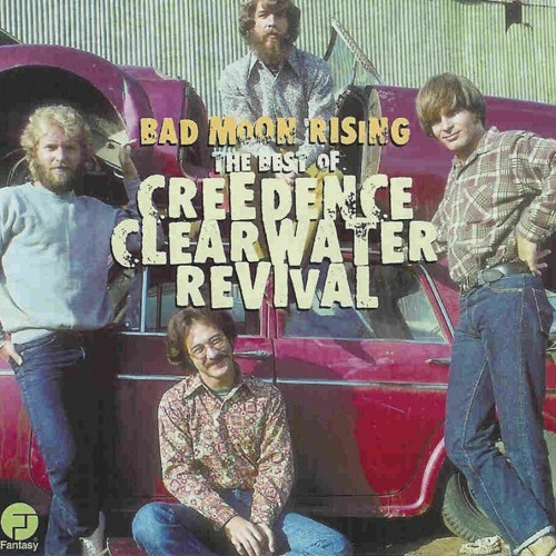 CCR Bad Moon Rising