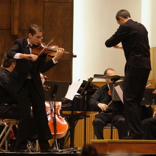 Sarasate: Zigeunerweisen (Cameron Lugo, Violin)