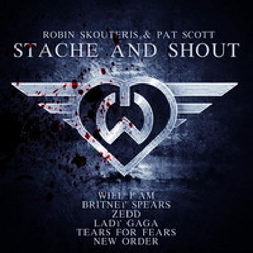 Robin Skouteris feat. Pat Scott - Stache And Shout