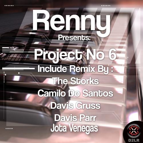 Renny - Project no'6 (Jota Venegas Remix) Sc edit 128 kps