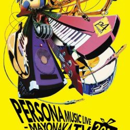 Persona Music Live 2012 MAYONAKA TV - 21 - Best Friends