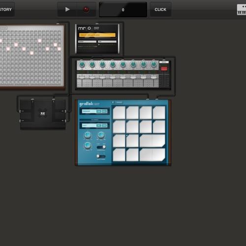 Template - Gridlok and Mixer