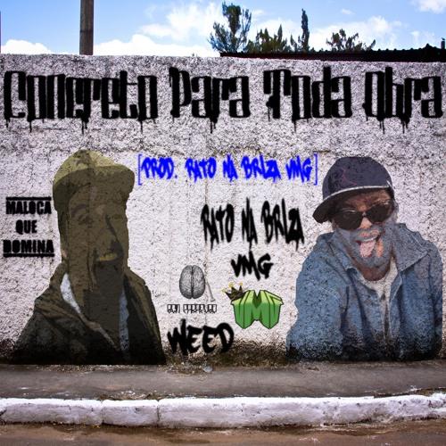 Concreto pra toda obra - RatonaBriza VMG feat. Weed Cwb