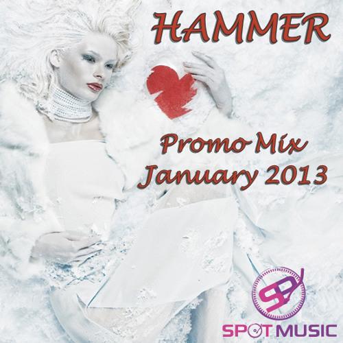 Hammer - Promo Mix January 2013