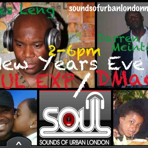 THE SOUL EXP MEETS THE DMAC SHOW NYE SPECIAL 2012