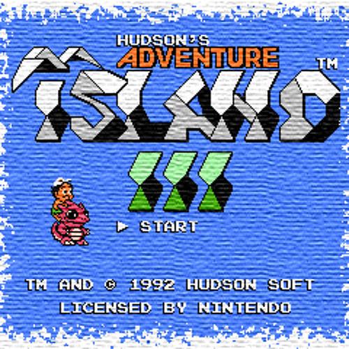 Adventure Island 3 NES - Ice Cave Theme Orchestra